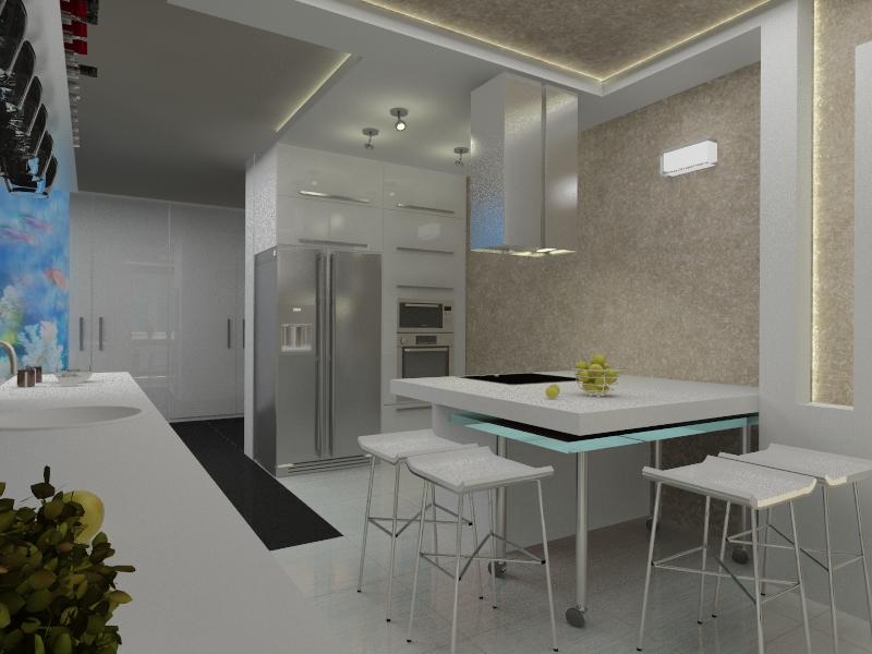 Европейский дизайн кухни фото