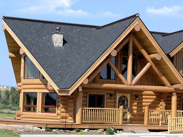 Какими положительными сторонами обладают деревянные дома