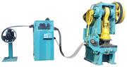 Комплекс оборудования для выполнения операций холодной штамповки.