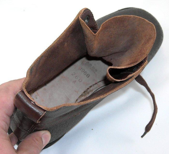 Шьем обувь из кожи