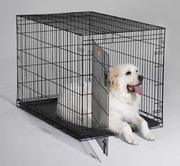СРОЧНО!!! Куплю клетку для собаки 122/76/84. Можно б/у
