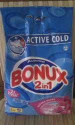 стиральный порошок BONUX 5 кг