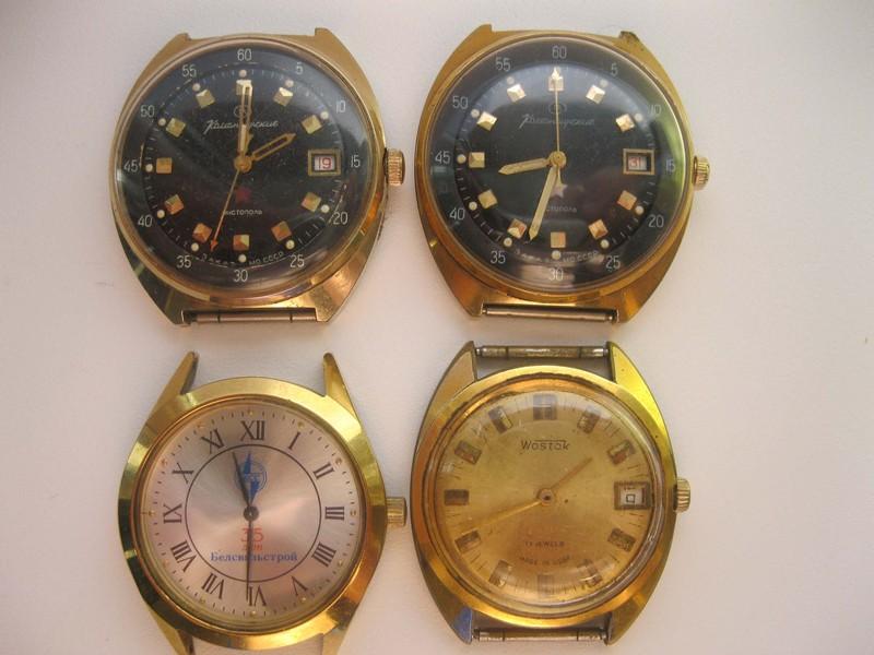 Модели малоизвестных наручных часов