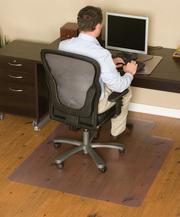 защитные коврики для пола под стул.