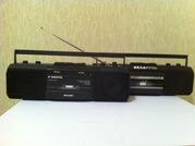 Продаются кассетные магнитофоны