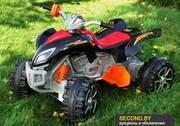 Детский электромобиль-квадроцикл Heybay Новый год 2012