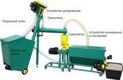 lМалая линия гранулирования биомассы    MGL 100 / MGL 200 / MGL 400 / MGL 600/MGL 800/MGL 1000