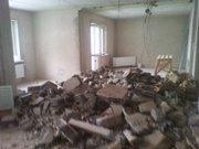 Демонтаж стен. Алмазная резка бетона. Сверление отверстий в Минске