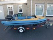 Лодка Zephir 40 PS