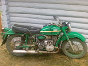 Продам Мотоцикл Урал!!!