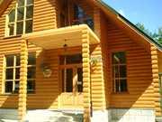 Блок - хаус сосна,  сорта: А АВ С,  размеры: 1)т.27мм*145мм 2)т.20мм*96мм
