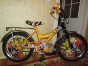 велосипед детский мустанг