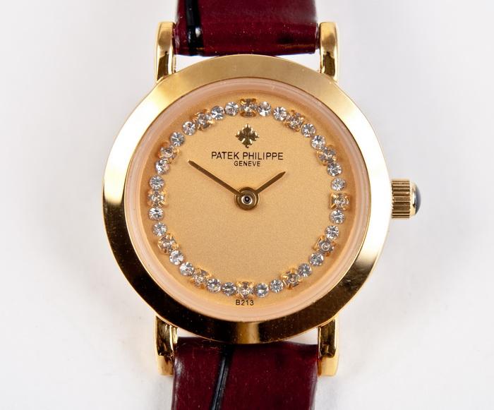 Средние часы patek philippe женские цена свой