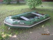 Лодка BARK 290, , ПВХ,  с трансом под мотор