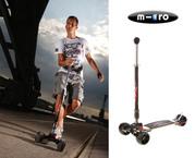 Трехколесный самокат для взрослых и юниоров Micro Kickboard Monster