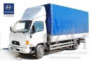 Открой преимущества грузовых автомобилей Hyundai!