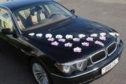 Аренда BMW 750 Е65 Long. Прокат VIP авто для свадебного кортежа.