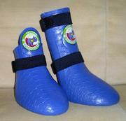 Новый комплект защитной обуви для собак