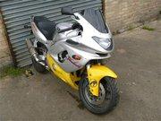 Моторазбор:  Kawasaki  Yamaha  Honda  1997-2001г.