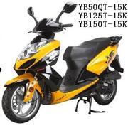 продать скутеры YIBEN(KAITONG) оптом  мопед