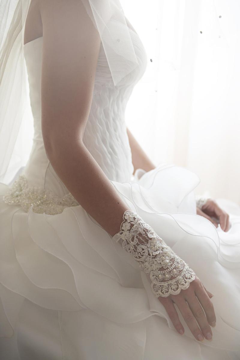 Платье цвета айвори фото 7
