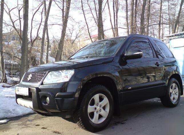 Suzuki Grand Vitara 2009 выпуска Кие…