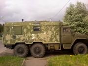 Урал 375 с военного хранения.