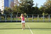 Обучение большому теннису в Минске.