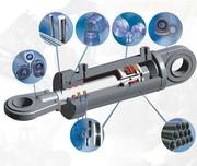 Ремонт гидроцилиндров для автогрейдеров.