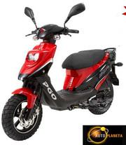 Новый скутер  PGO Big max 50