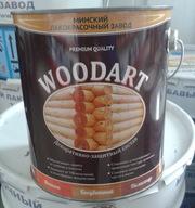 Состав декоративно-защитный WOODART для древесины