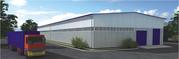 Проектирование складских зданий.