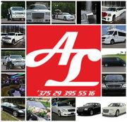 аренда представительских авто,  микроавтобусов в минске от Avtolimo