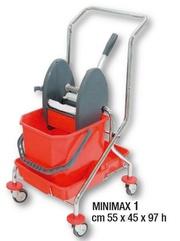 тележки vdm minimax 1 с отжимом