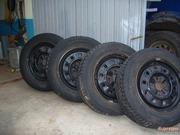 2 шины для Nissan Primera