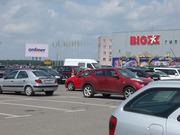 Большие городские светодиодные экраны - рекламы по всей Беларуси!