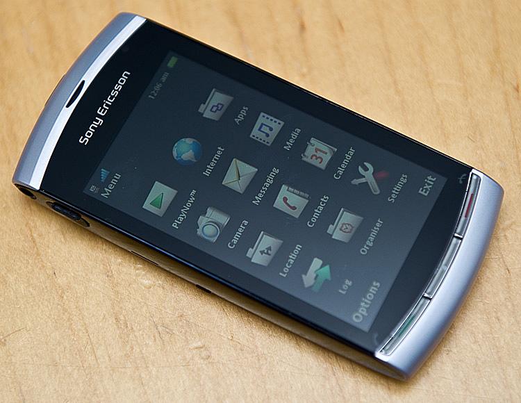 Sony Ericsson u5 Vivaz хорошее состояние.