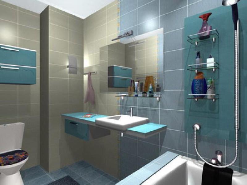Дизайн ванной комнаты фото.
