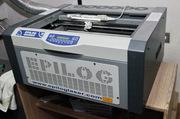 Лазерный гравировальный станок Epilog mini 18 35watts тип лазера CO2