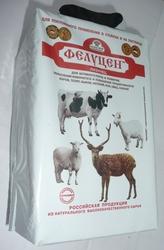 Соль лизунец универсальный (для КРС,  коз и овец)
