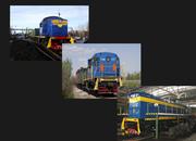 Продажа запчастей для железнодорожных машин(ТГМ-4, ТГМ-4А, ТГМ-4б),  для
