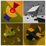 Курсы Формальная композиция и цветоведение