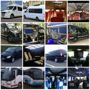 Доставка сотрудников к месту работы на микроавтобусах,  автобусах