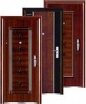 двери межкомнатные, металлические