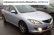 2008 Mazda 6 2.0 л. Седаны