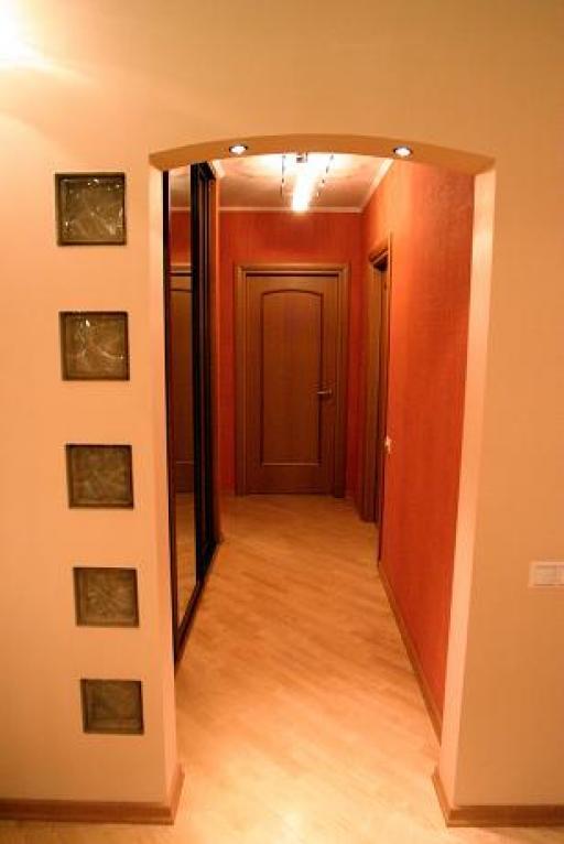 Как сделать проем в коридоре