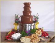 Шоколадный фонтан на ваш праздник