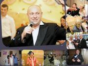Ведущий на свадьбу,  день рождения,  юбилей,  тематический корпоратив