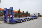 Аренда низкорамного трала 38 тонн