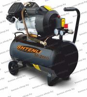Компрессор Shtenli 50-2 pro (50 л. 2, 2 кВт. 2 цилиндра)